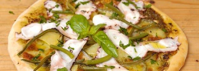 Pizza riviera ligure - Galbani