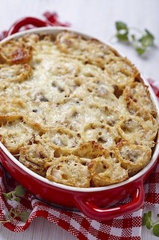 Rotolini au fromage - Galbani