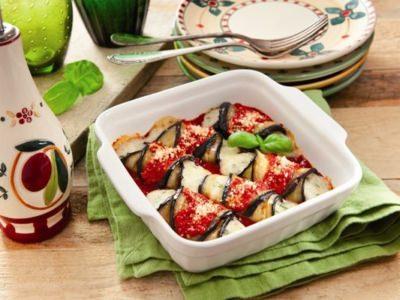 Roulés d'aubergines - Galbani