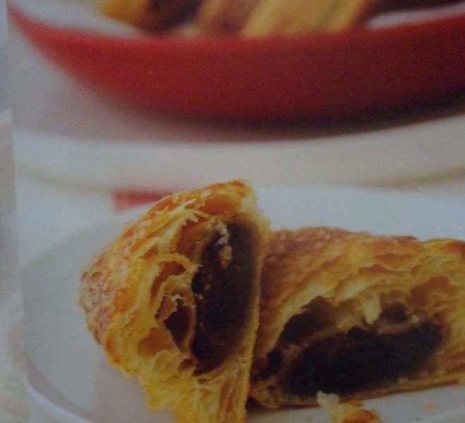 Chaussons au Chocolat et à la Ricotta - Galbani