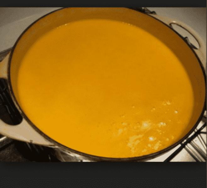 Délice de potiron - Galbani