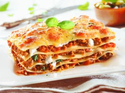Les Véritables Lasagnes - Galbani