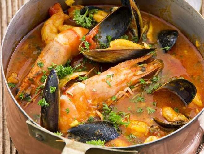 Soupe de poisson - Galbani