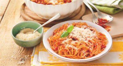 Spaghetti à la sauce tomate - Galbani