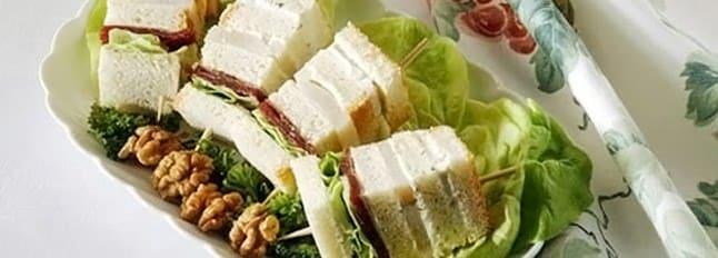 Brochettes gastronomiques - Galbani