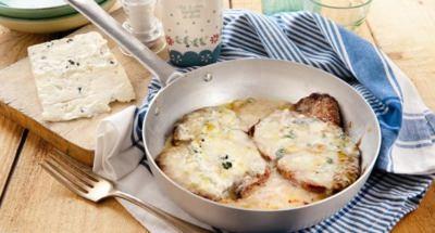 Steak au Gorgonzola - Galbani