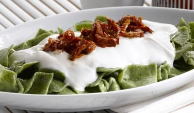 Straccetti de cresson tomates sèches et Ricotta - Galbani