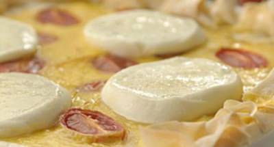 Apéritif de minis billes de mozzarella - Galbani