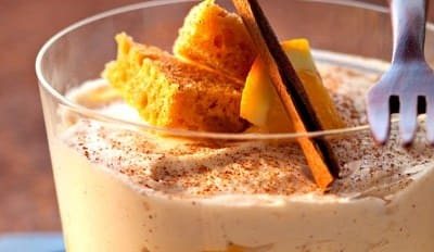 Tiramisu orange et cannelle - Galbani
