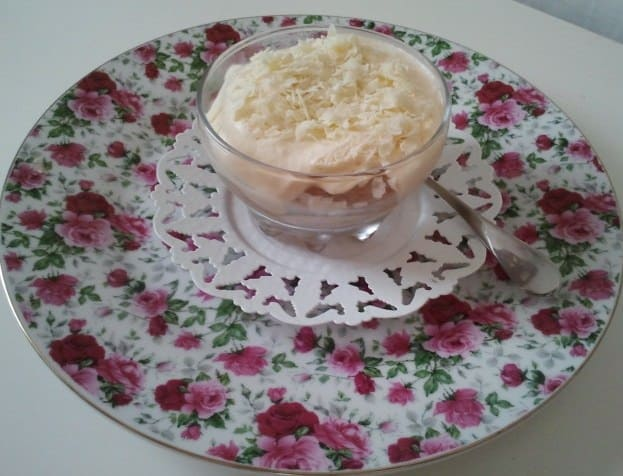 Tiramisu au thé Russian Earl Grey - Galbani