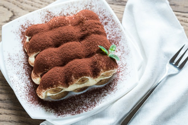 Tiramisù Light - Galbani