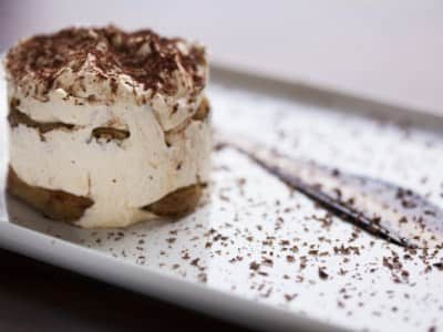 Tiramisù mascarpone et chocolat - Galbani