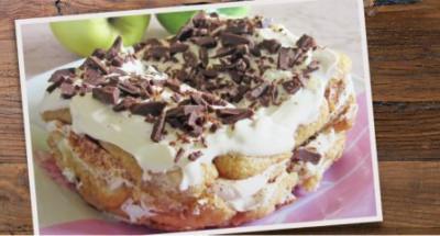 Tiramisù Au Chocolat - Galbani