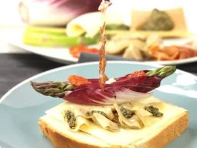Toast Art Gondole - Galbani