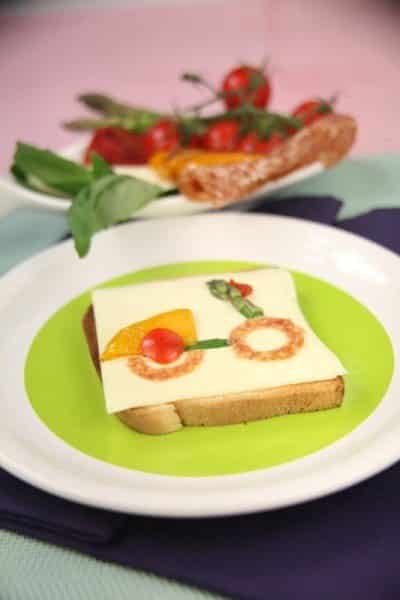 Toast Art Vespa - Galbani