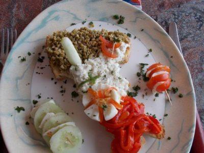 Toasts Galbanitalienne - Galbani