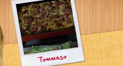 Pizza Saucisse et pommes de terre - Galbani
