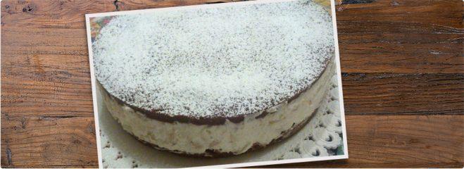 Gâteau ricotta et poires - Galbani