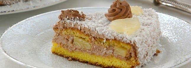 Gâteau créole - Galbani