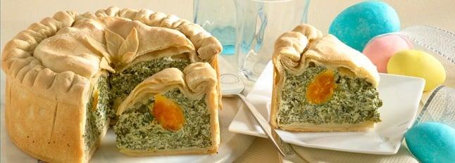 Gâteau de Pâques - Galbani