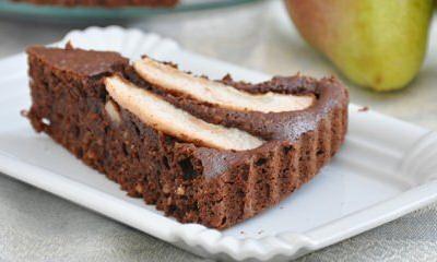 Gâteau Poire-Chocolat - Galbani