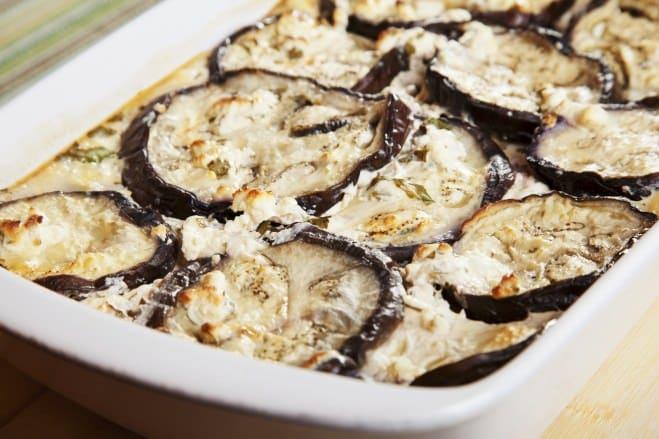 Tranches d'aubergines au parmesan - Galbani