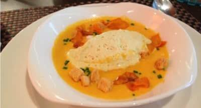 Velouté de Carottes et Ricotta au Curry - Galbani