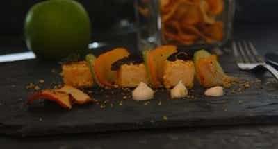 Fraîcheur de Ricotta Haddock Pomme - Galbani