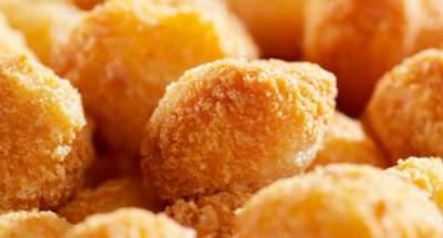 Brochettes de bouchées de Mozzarella frites - Galbani
