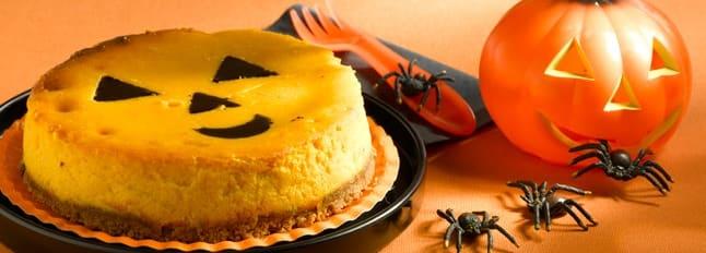 Cheesecake au Potiron Jaune - Galbani