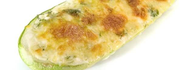 Courgettes et anchois au four - Galbani