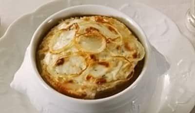 Soupe à l'oignon Gratiné - Galbani