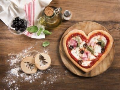 Pizza Mozzarella, jambon et artichauts - Galbani