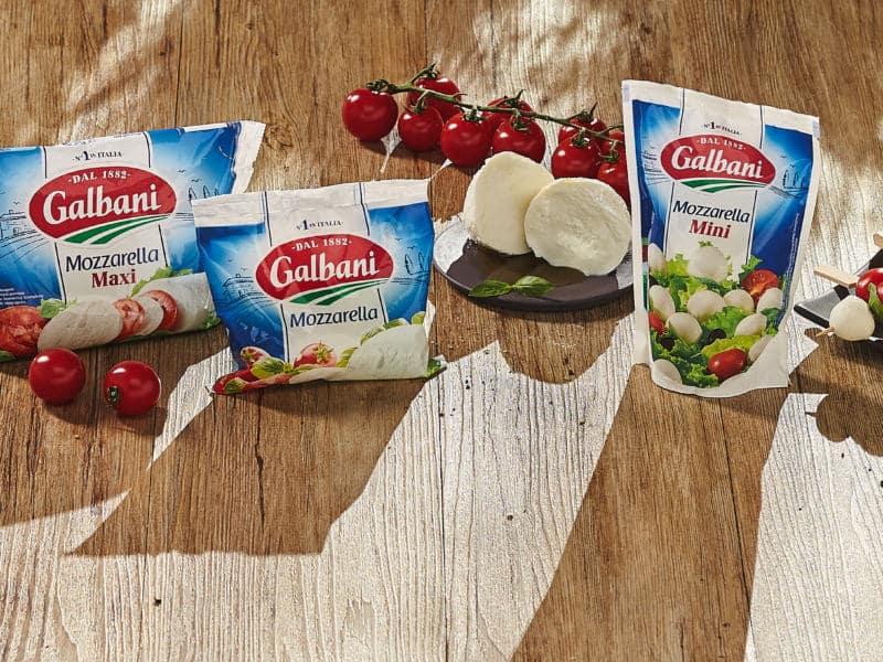 Mozzarella râpée 150g Galbani - Galbani
