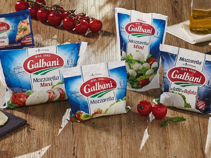 Mozzarella - Galbani