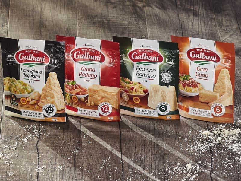 Parmigiano Reggiano D.O.P. 60g Galbani - Galbani