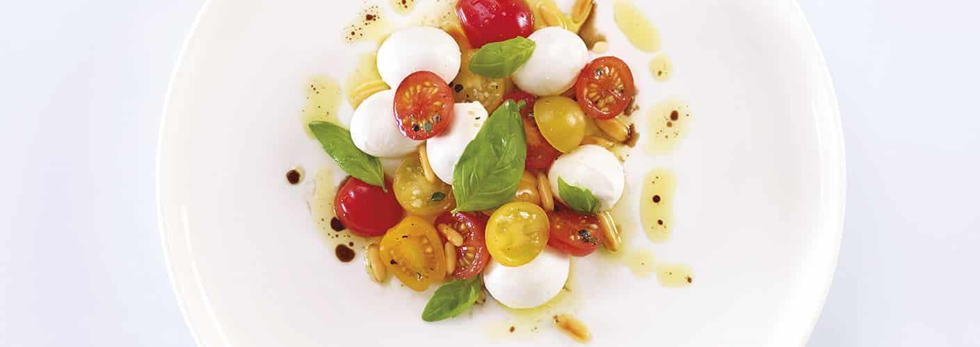 Comment Réaliser Une Salade Italienne Légère ? - Galbani