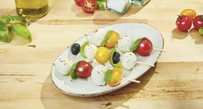 Antipasti alla Mozzarella - Galbani