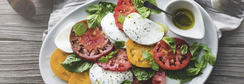 Tout Savoir Sur La Salade Caprese - Galbani