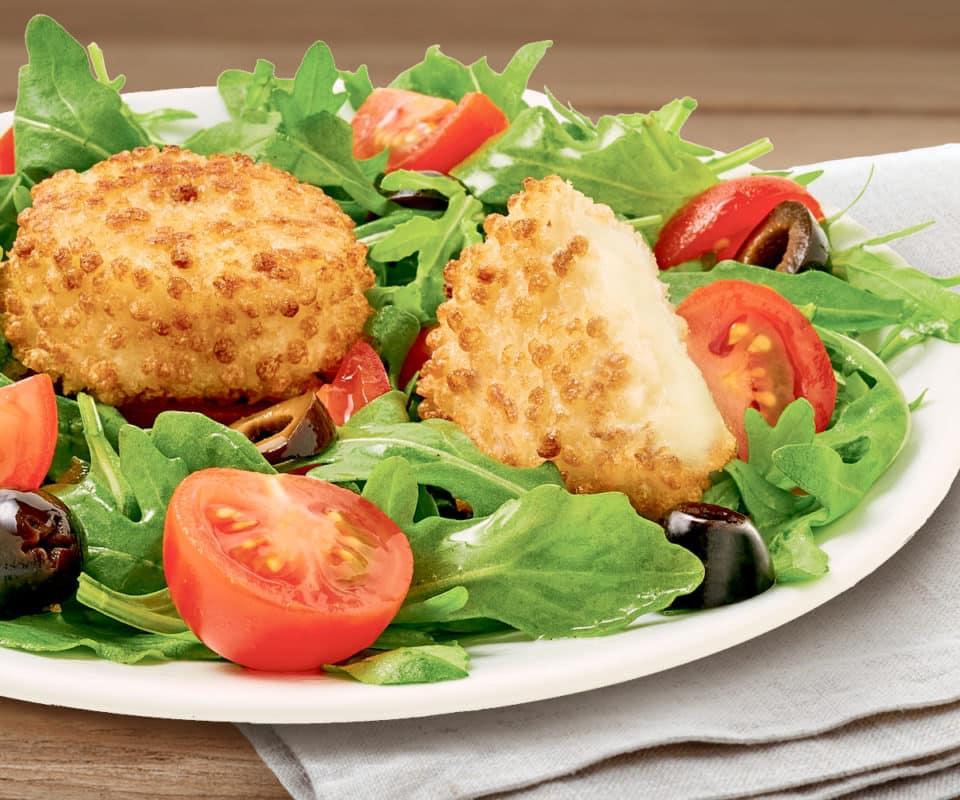 Salade Croccante à la mozzarella - Galbani