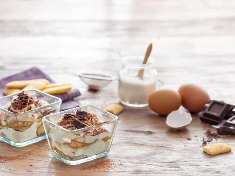 Tiramisu épices, spéculoos et cannelle - Galbani