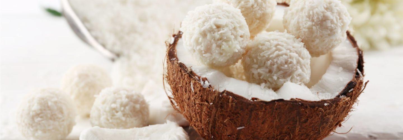 Bouchées de coco