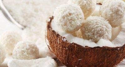 Bouchées de coco - Galbani