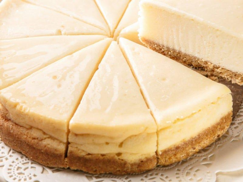 Cheesecake aux Spéculoos - Galbani