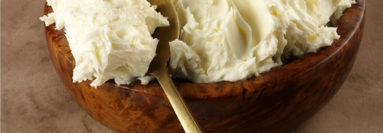 Crème au mascarpone sans oeufs