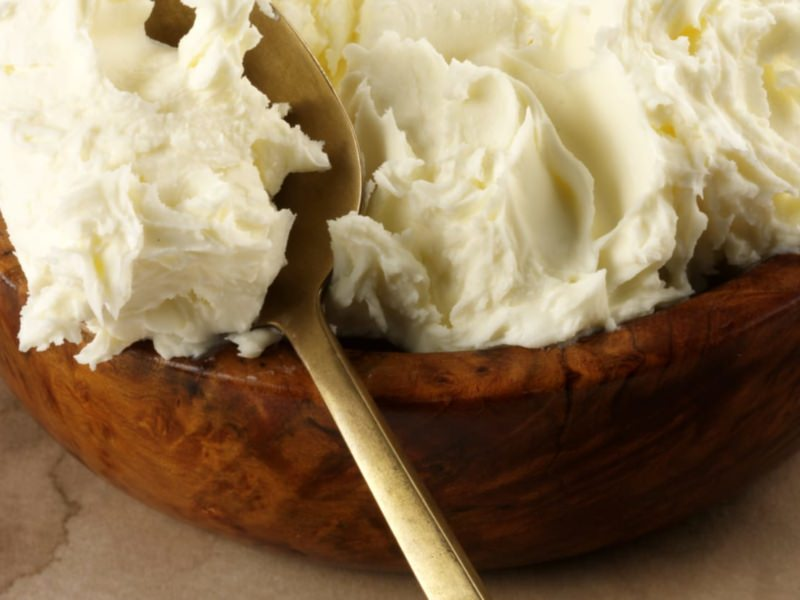 Crème au mascarpone sans oeufs - Galbani