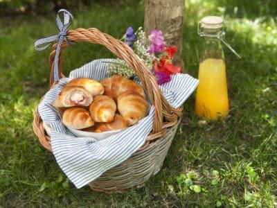 Croissants alla Mozzarella - Galbani