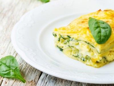 Lasagnes aux Épinards et à la Ricotta - Galbani
