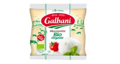 Mozzarella Bio 125g Galbani - Galbani
