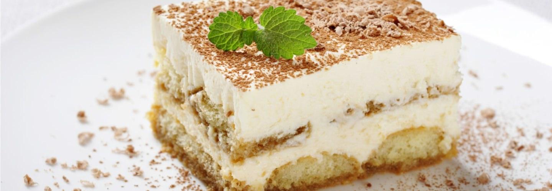 Tiramisu au chocolat blanc